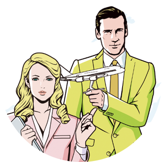 航空機事業