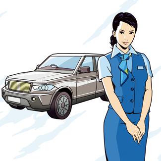 レンタカー事業