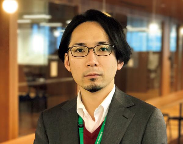 日本財団 山下大輔さん