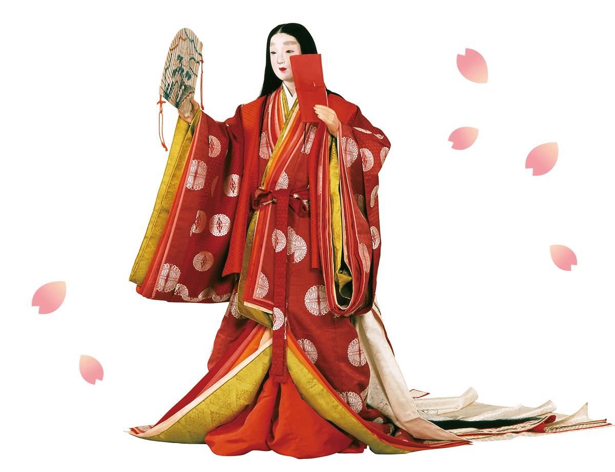 平安時代の貴族の女性の正装