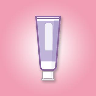 チューブタイプの歯磨き粉