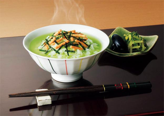 お茶づけは、日本で生まれた独自の食文化です
