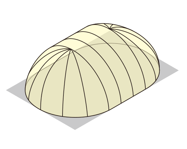 空気膜構造