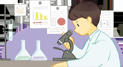 非臨床試験(3〜5年)