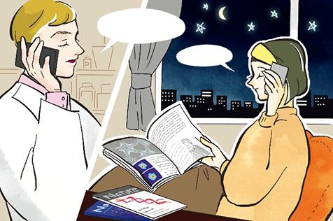 この他にも、研究ノートをまとめたり、海外の文献を読んで世界の研究の情報を集めたりします。海外の研究室と共同でプロジェクトを進めることもあるので、語学力も大切ですよ。