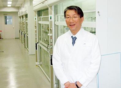 日本製薬工業協会 研究開発委員会委員長 上野裕明さん
