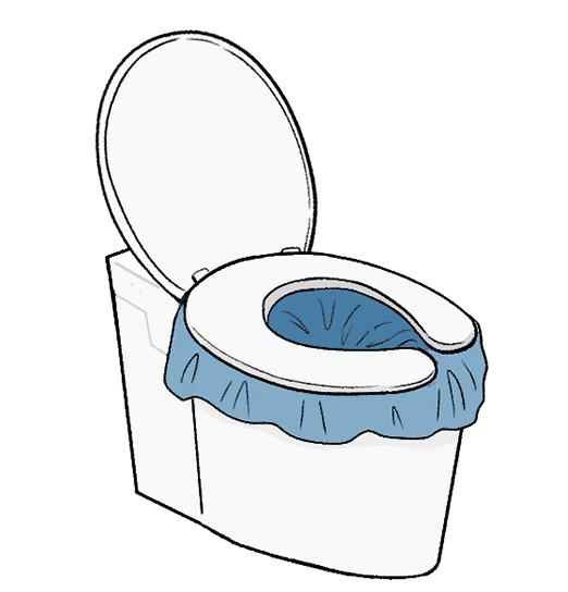 携帯トイレ