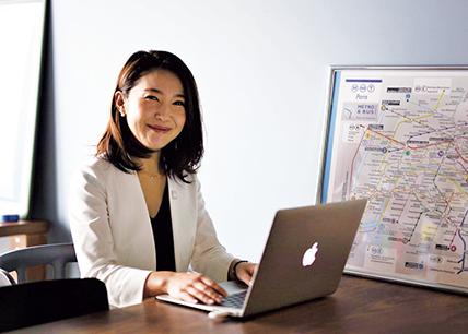 株式会社Vivit Base 代表取締役社長 武原麻耶さん