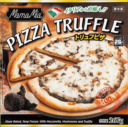 トリュフピザ