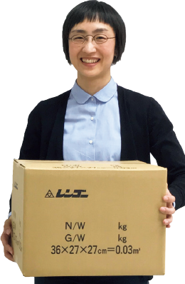 レンゴー株式会社 広報部広報課 長井絵里子さん