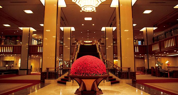 帝国ホテルは東京のほかに大阪府、長野県にもあります