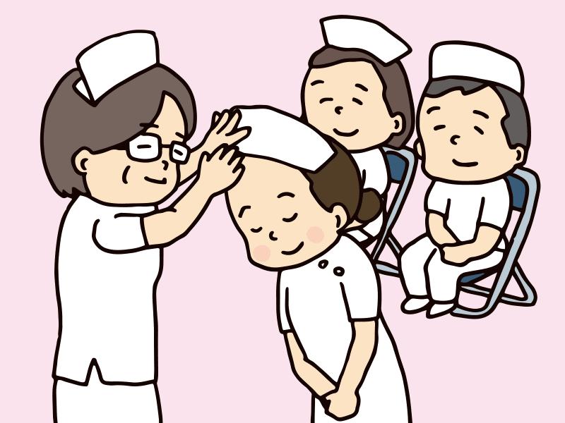 看護師さんとの違いは?