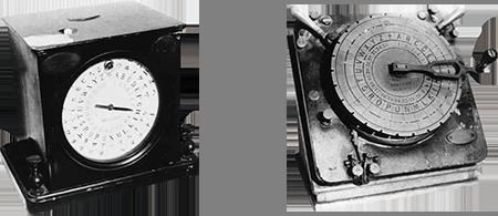 ブレゲー指字電信機
