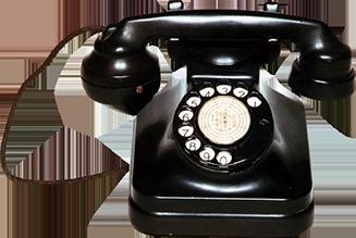 3号自動式卓上電話機