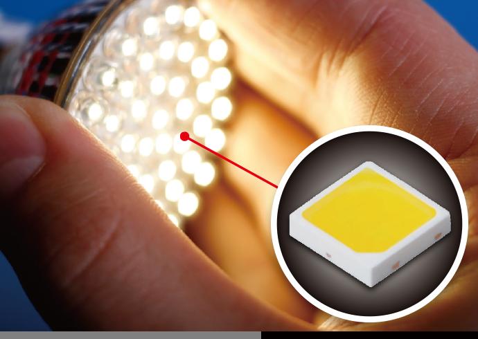 LEDのチップ