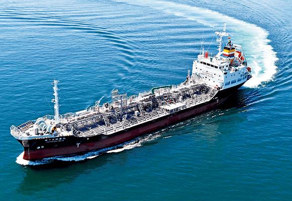 ケミカル船