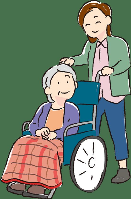 家族の介護