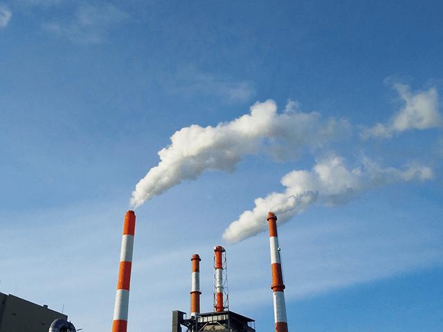 空気中に含まれる有害な物質