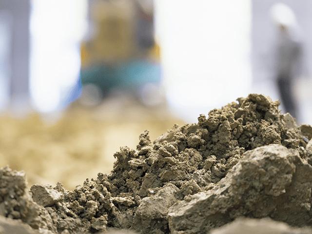 土壌に汚染物質や有害な物質
