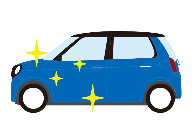 車のワックス